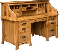 Marana Roll Top Desk
