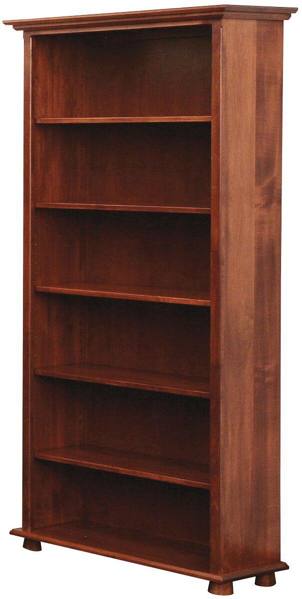 Zion Hardwood Bookcase