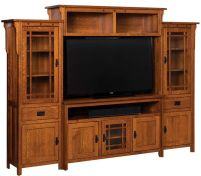 Lakeland Tv Wall Unit
