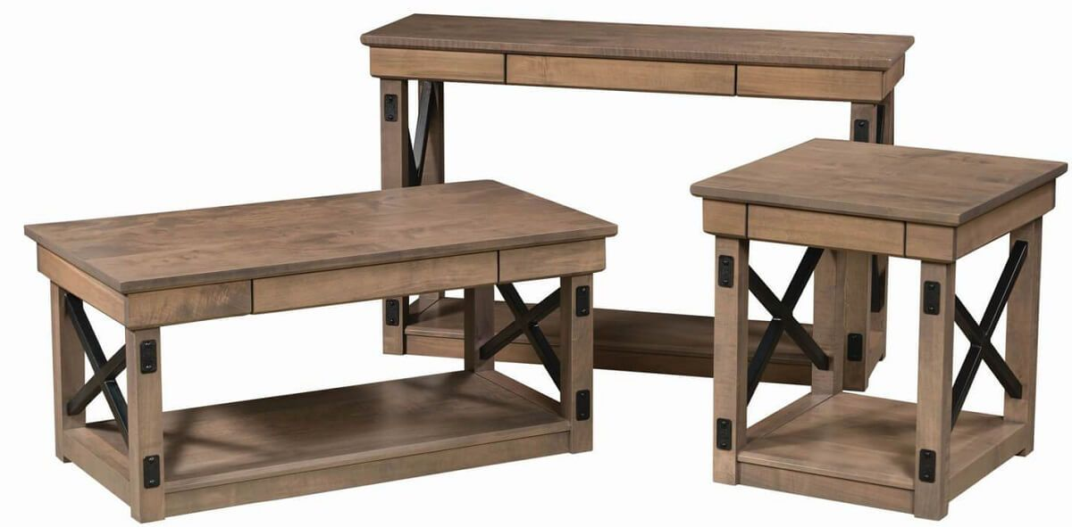 Macomb Side Table