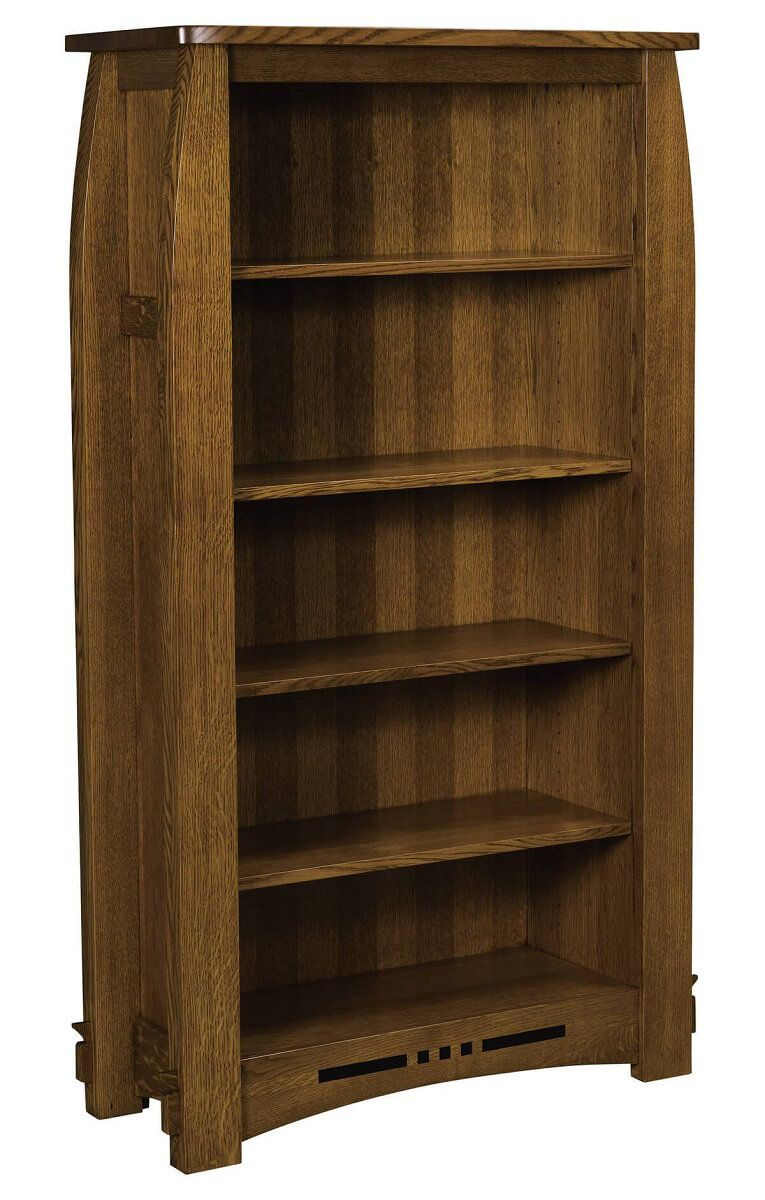 Arts and Crafts Bookcase Large