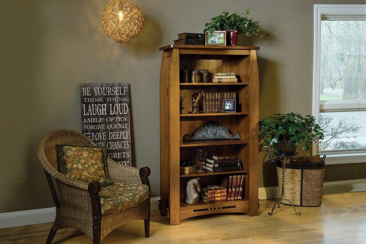 Marlette Bookcase Set