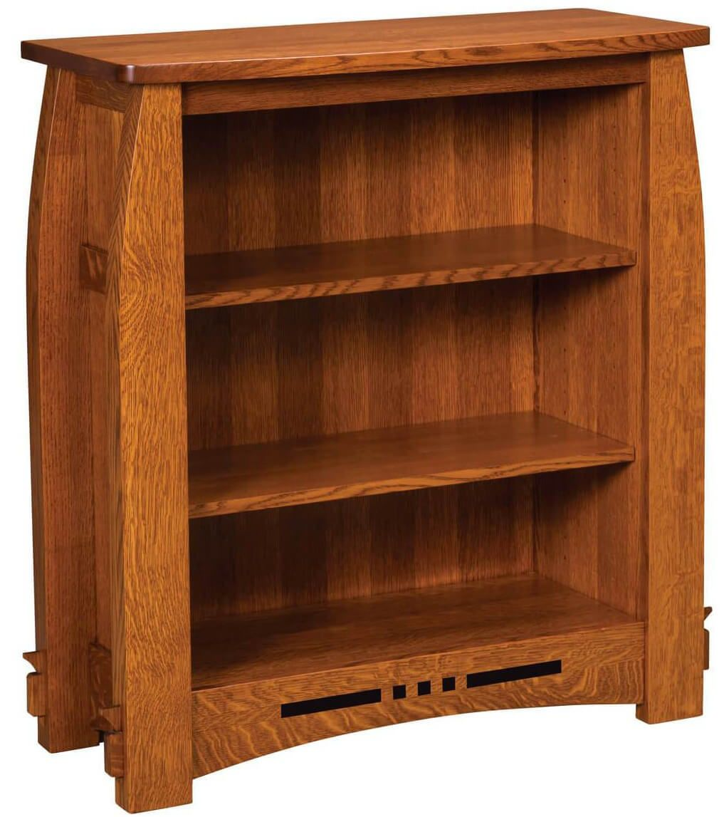 Arts and Crafts Bookcase Small