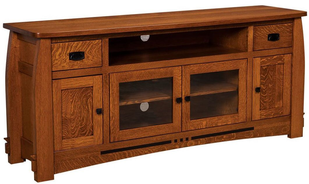 Arts and Crafts TV Console