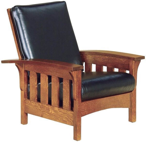Since its inception in the 1860s the Morris chair has changed the meaning of comfort making it one of the most widely loved and produced pieces of ...  sc 1 st  Countryside Amish Furniture & History of the Morris Chair - Amish Made Craftsman Morris Chairs