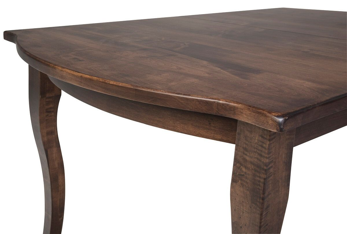 Convex Table Top Shape