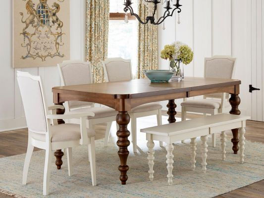 Modern Farmhouse Dining Collection