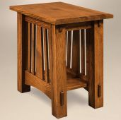Soda Springs Narrow End Table
