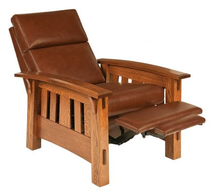 Mission Chair Recliner