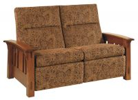 Soda Springs Reclining Loveseat