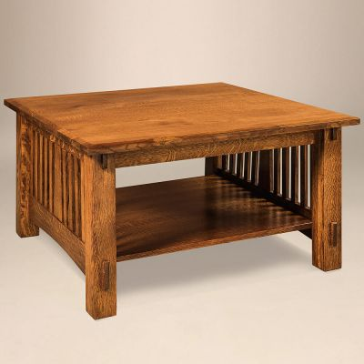 Soda Springs Square Coffee Table