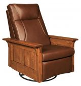Soda Springs Swivel Recliner