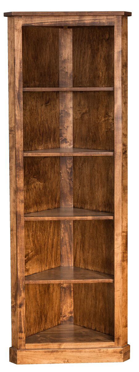 Avon Park Corner Bookcase
