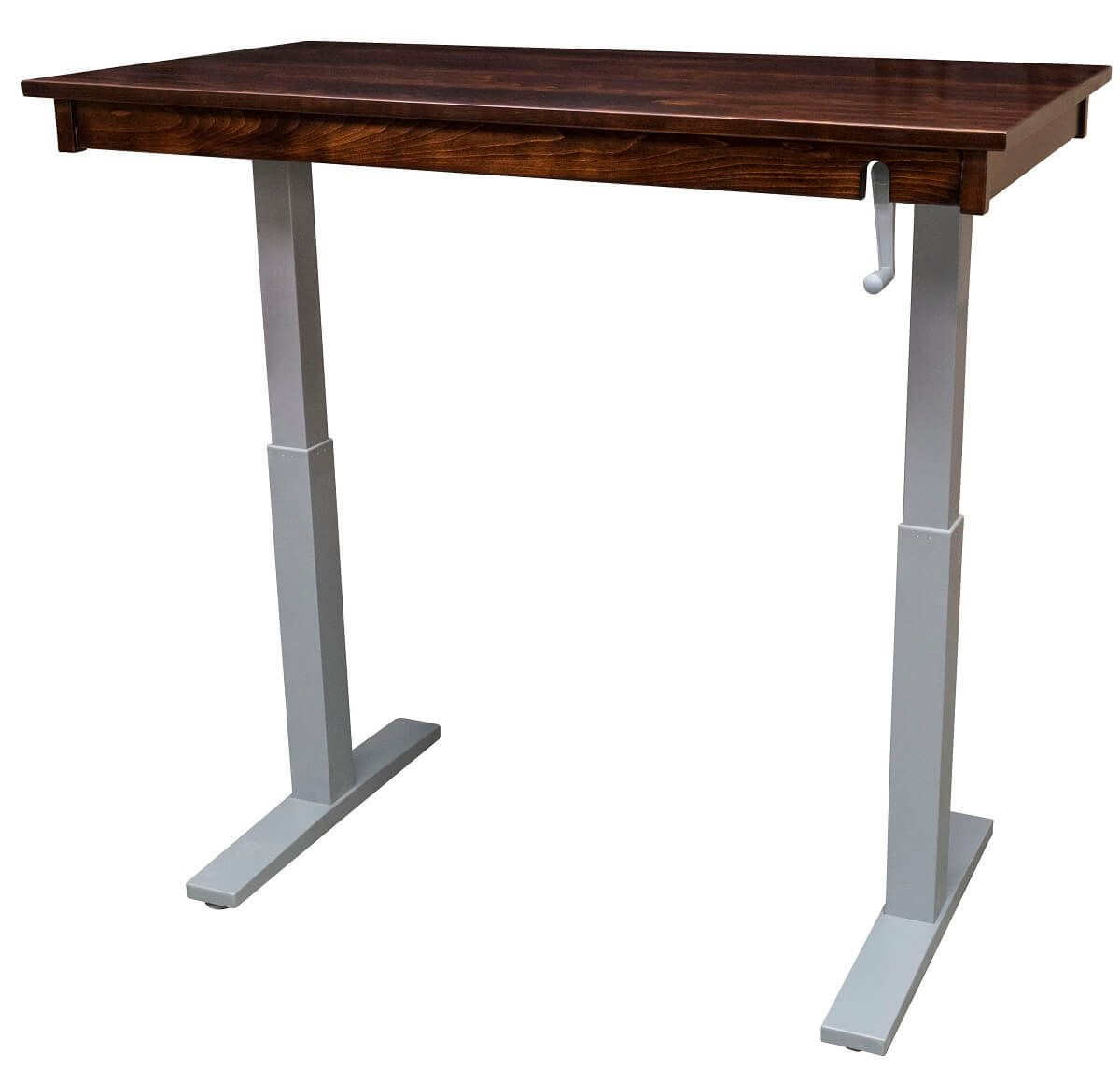 Orchid Sit-To-Stand Desk