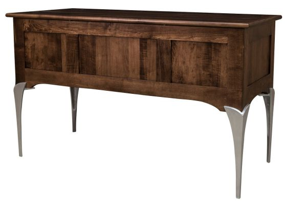 Orchid Writing Desk Back