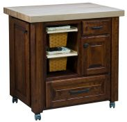 Bonners Ferry Kitchen Island