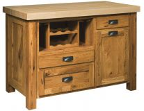 Grangeville Kitchen Island