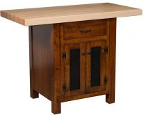 Idaho City Kitchen Island