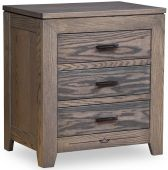 Alvord 3-Drawer Night Table
