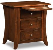 Bankston 3-Drawer Nightstand
