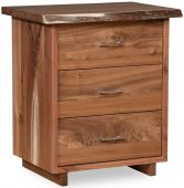 Breda 3-Drawer Night Table