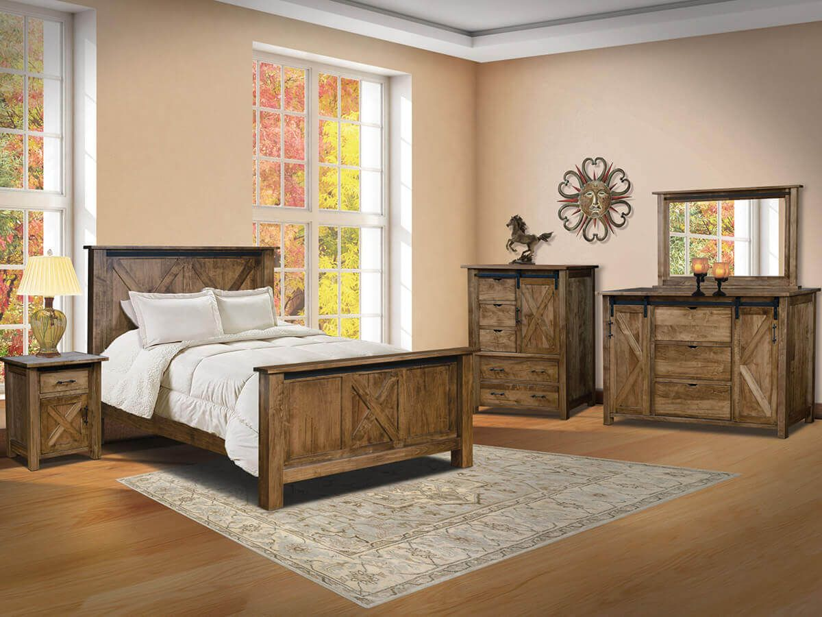 Butler Bedroom Collection