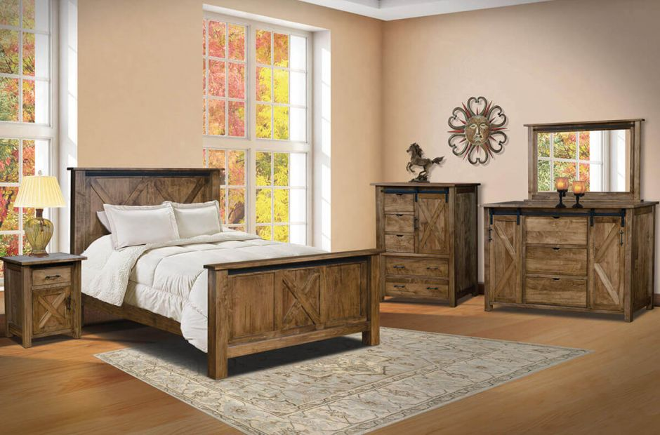 Butler Bedroom Set image 1
