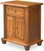 Curlew Door Nightstand