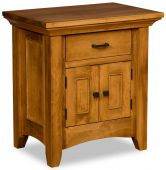 Wapello Door Nightstand