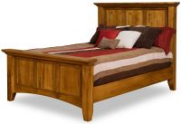 Wapello Panel Bed