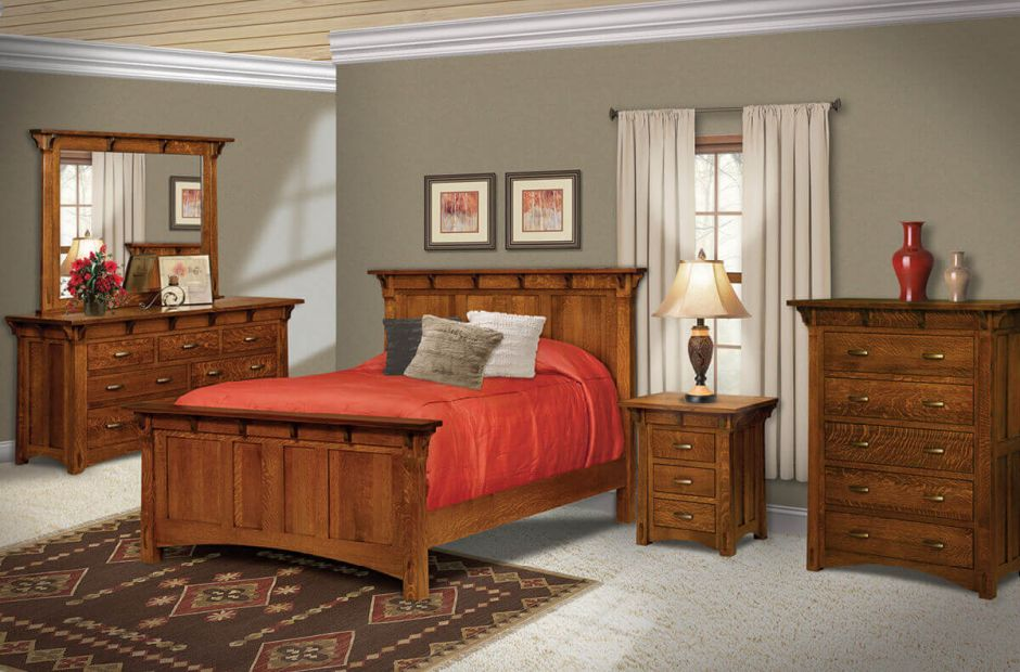 Winneshiek Bedroom Set image 1