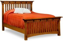Winneshiek Slat Bed