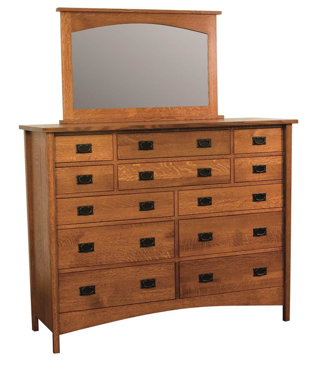 Acme 12-Drawer Dresser