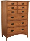 Acme 9-Drawer Chest