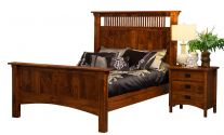 Acme Arts and Crafts Bed