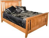 Barbeau Combo Bed