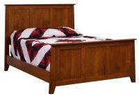 Barbeau Panel Bed