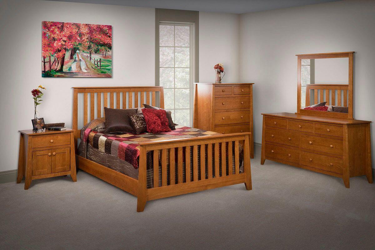 Barbeau Bedroom Set