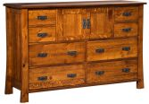 Casco Dresser with Doors