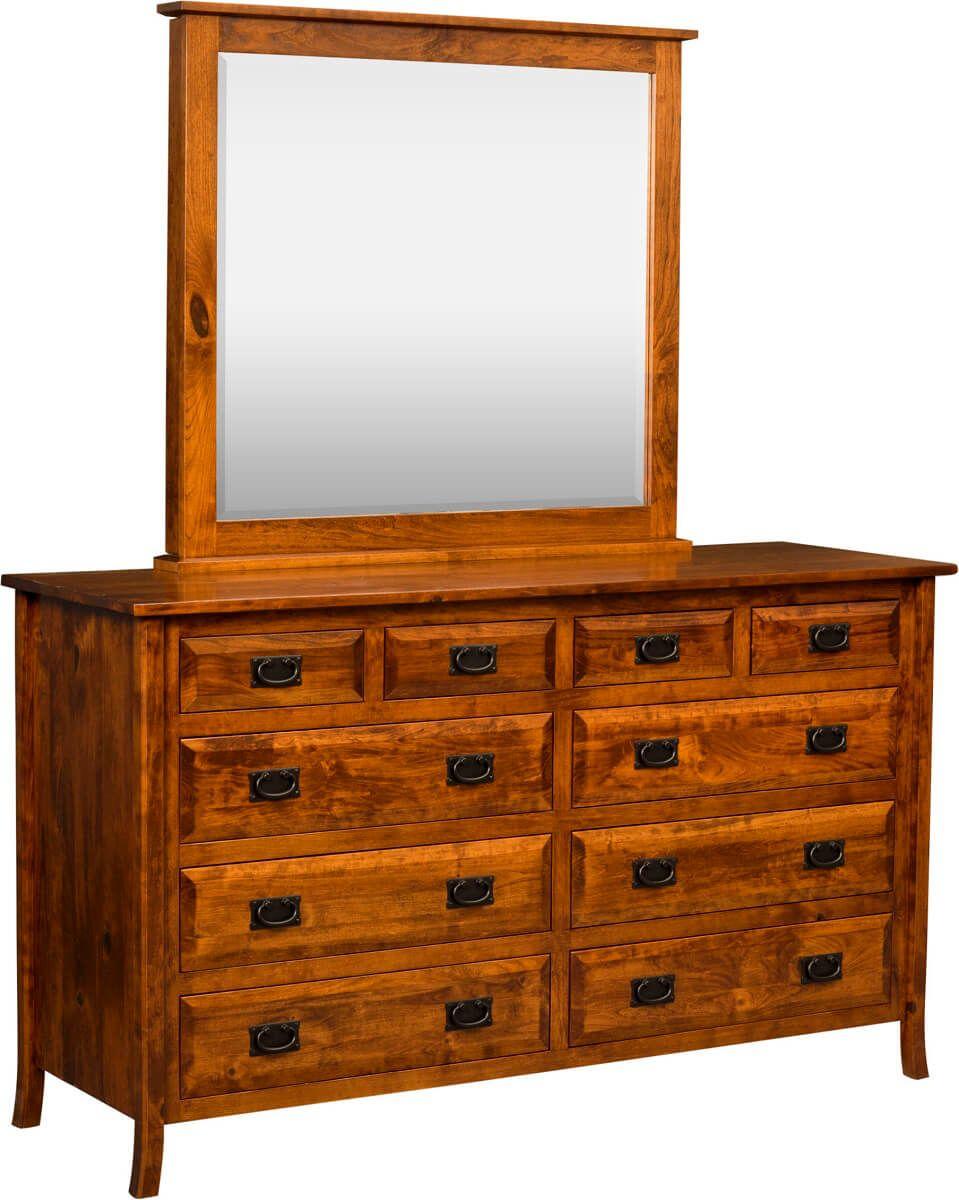 Eckerman 10-Drawer Dresser