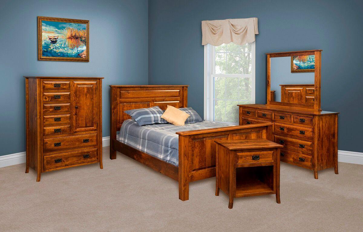 Eckerman Bedroom Set