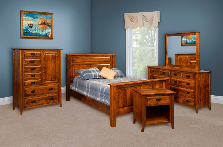 Eckerman Bedroom Set image 1