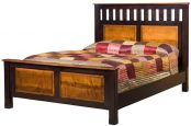 Frederic Slat Bed