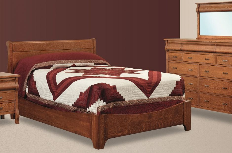 Kaleva Bedroom Set - Countryside Amish Furniture