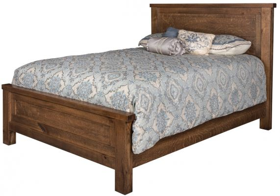 Lachine Panel Bed