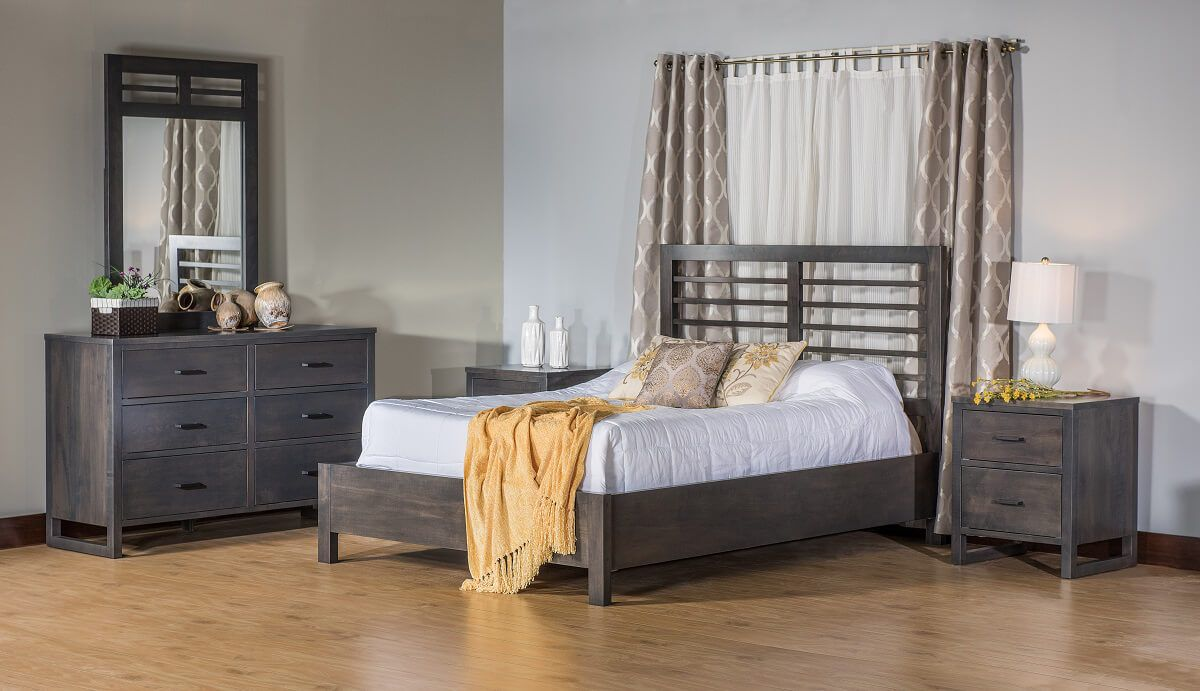 Shapokee Bedroom Set
