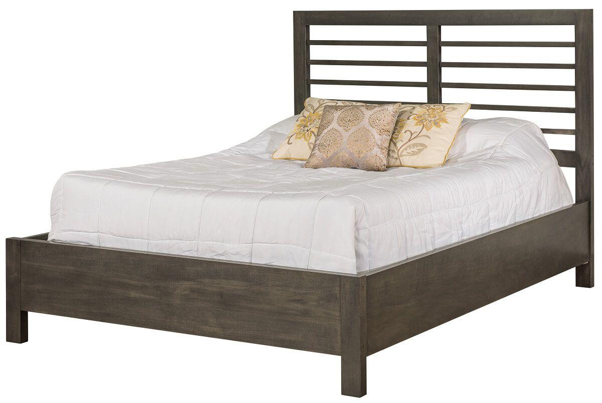 Shakopee Slat Bed