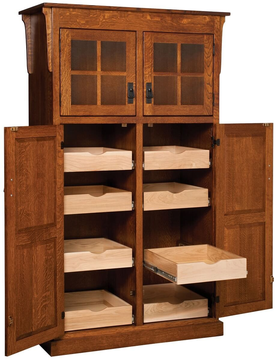 Mission Storage Pantry