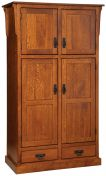 Crab Orchard 2-Drawer Pantry