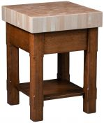 Lee's Summit Butcher Block Table